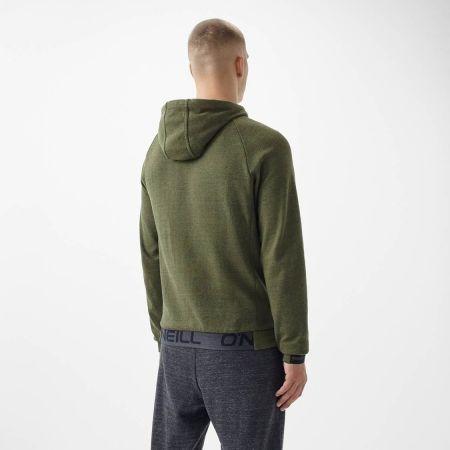 Men's fleece sweatshirt - O'Neill PM 2-FACE HYBRID FLEECE - 4