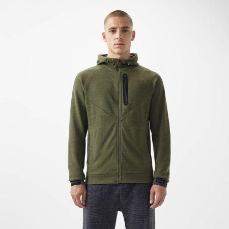 Hanorac fleece pentru bărbați - O'Neill PM 2-FACE HYBRID FLEECE - 2