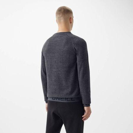 Pánske funkčné tričko s dlhým rukávom - O'Neill PM 2-FACE HYBRID CREW FLEECE - 4