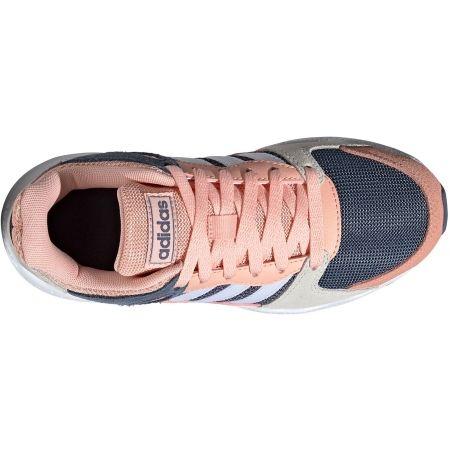 Detská voľnočasová obuv - adidas CRAZYCHAOS J - 3