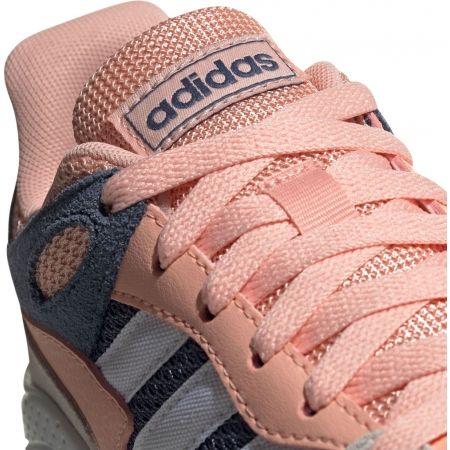 Detská voľnočasová obuv - adidas CRAZYCHAOS J - 7