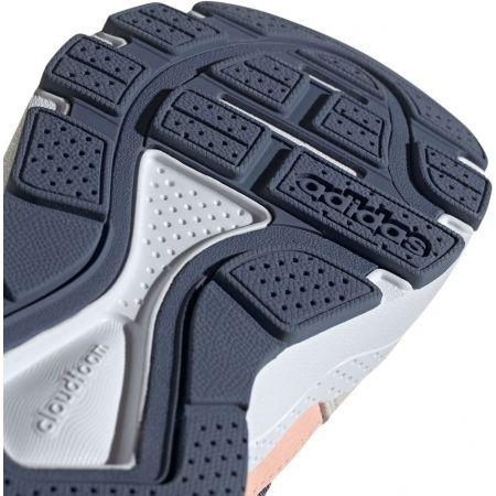 Detská voľnočasová obuv - adidas CRAZYCHAOS J - 8