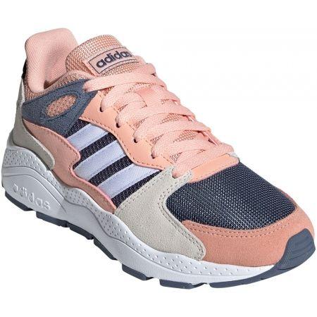 Detská voľnočasová obuv - adidas CRAZYCHAOS J - 1