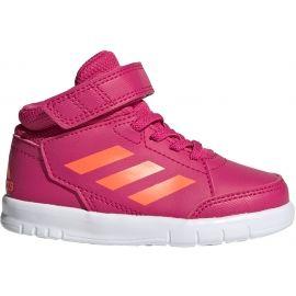 adidas ALTASPORT MID I - Detská voľnočasová obuv