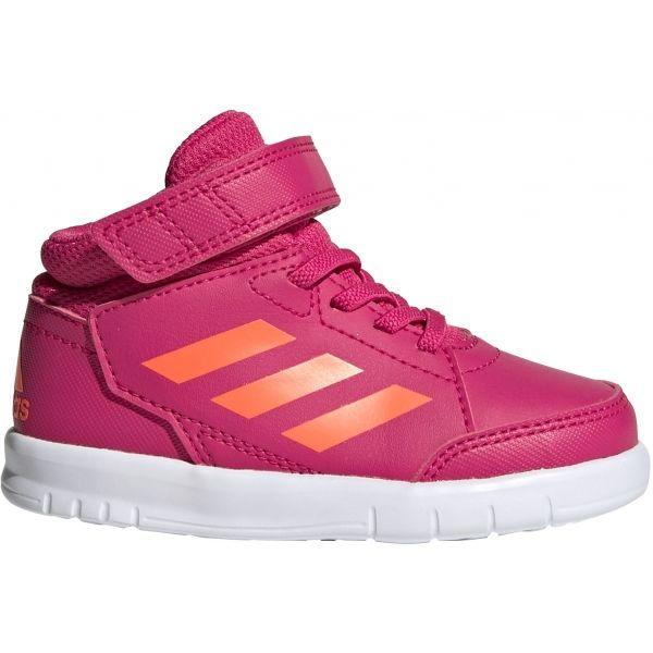 adidas ALTASPORT MID I rózsaszín 24 - Gyerek szabadidőcipő
