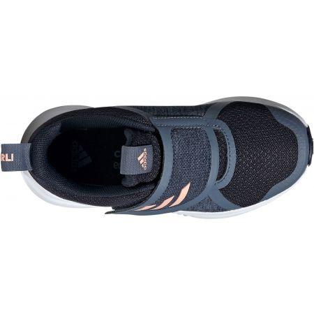 Dívčí volnočasová obuv - adidas FORTARUN X CF K - 4