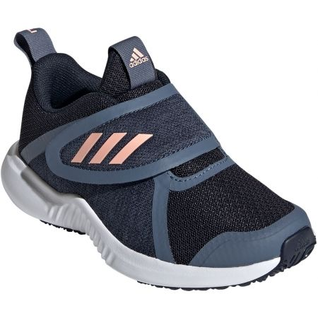 Dívčí volnočasová obuv - adidas FORTARUN X CF K - 2