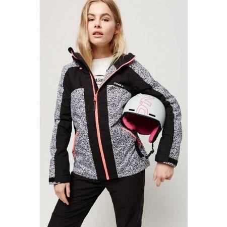 Dámská lyžařská/snowboardová bunda - O'Neill PW ALLURE JACKET - 4