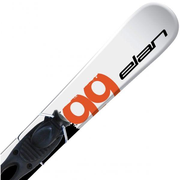 Elan VARIO - Zjazdové twintip lyže