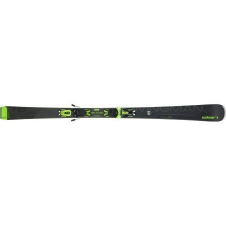 Zjazdové lyže - Elan WINGMAN 78 C PS + EL 10 - 4