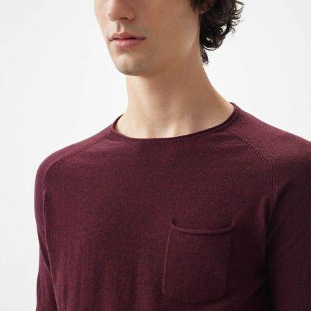 Pánské triko s dlouhým rukávem - O'Neill LM JACK'S BASE PULLOVER - 5