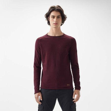 Pánské triko s dlouhým rukávem - O'Neill LM JACK'S BASE PULLOVER - 2