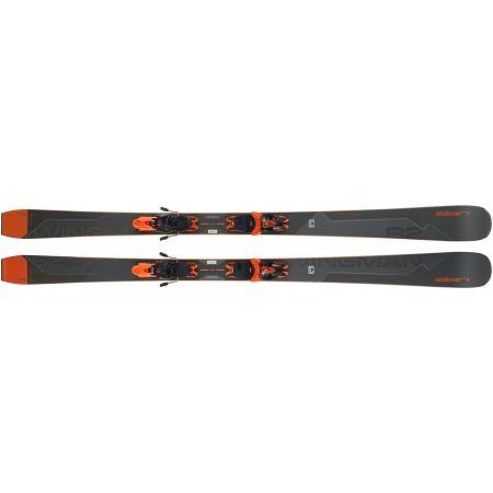 Zjazdové lyže do voľného terénu - Elan WINGMAN 82 TI PS + ELX 11 - 5
