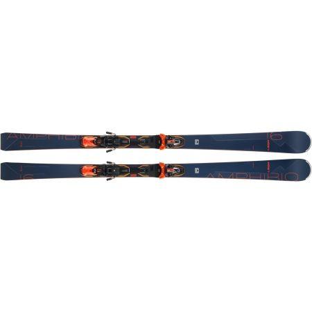 Sjezdové lyže - Elan AMPHIBIO 16 TI FX + EMX 12 - 5