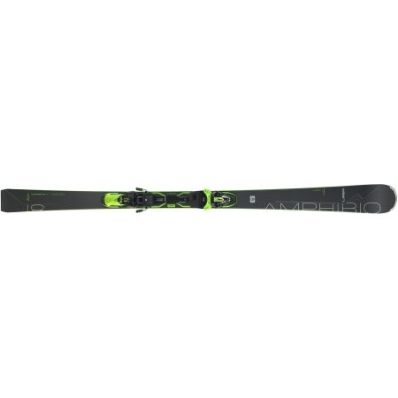 Ски за спускания - Elan AMPHIBIO 18 TI2 FX + EMX 12 - 2