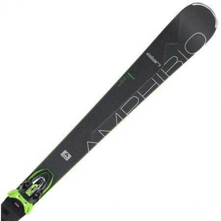 Zjazdové lyže - Elan AMPHIBIO 18 TI2 FX + EMX 12 - 1