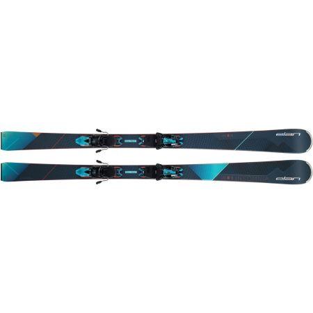 Dámské sjezdové lyže - Elan INSOMNIA PS + ELW 11 - 5