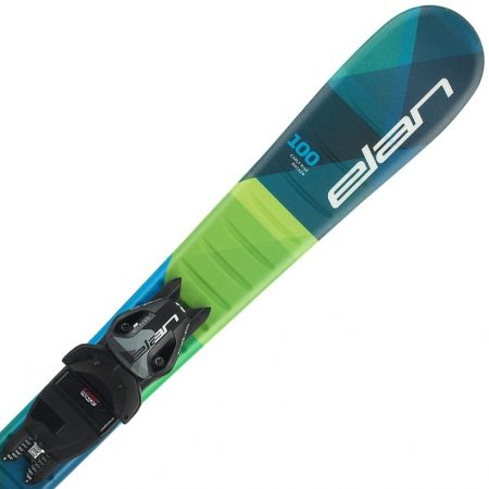 Chlapecké sjezdové lyže - Elan MAXX QS + EL 4.5 - 3