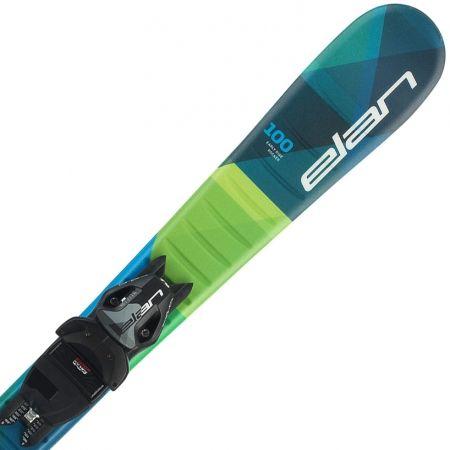 Chlapecké sjezdové lyže - Elan MAXX QS + EL 7.5 - 3