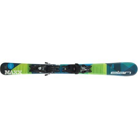 Chlapecké sjezdové lyže - Elan MAXX QS + EL 7.5 - 4