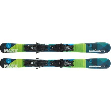 Chlapecké sjezdové lyže - Elan MAXX QS + EL 7.5 - 5