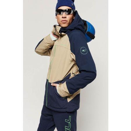 Pánská snowboardová/lyžařská bunda - O'Neill PM GALAXY IV JACKET - 6