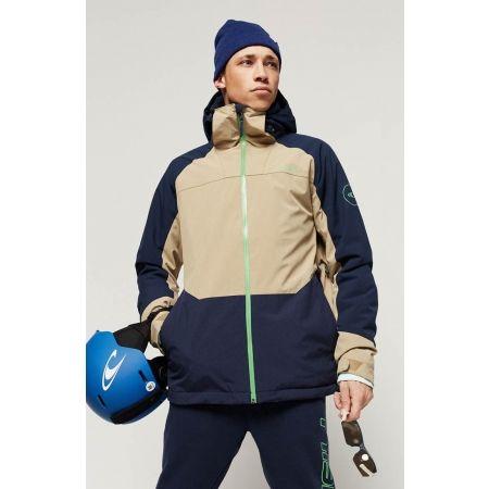 Pánská snowboardová/lyžařská bunda - O'Neill PM GALAXY IV JACKET - 5