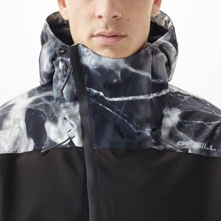 Pánská snowboardová/lyžařská bunda - O'Neill PM JONES CONTOUR JACKET - 5