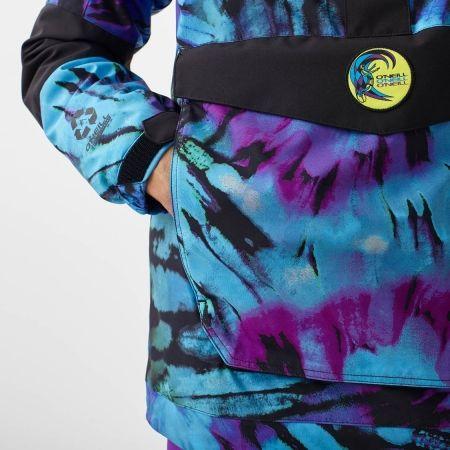 Pánská snowboardová/lyžařská bunda - O'Neill PM FROZEN WAVE ANORAK - 6