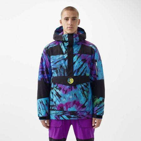Pánská snowboardová/lyžařská bunda - O'Neill PM FROZEN WAVE ANORAK - 2