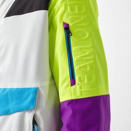 Pánská lyžařská/snowboardová bunda - O'Neill PM FROZEN WAVE ANORAK - 6
