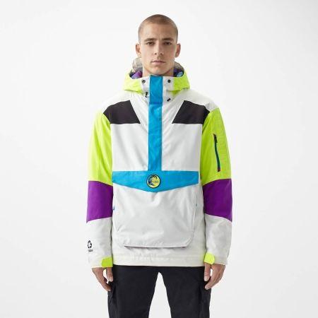 Pánská lyžařská/snowboardová bunda - O'Neill PM FROZEN WAVE ANORAK - 3