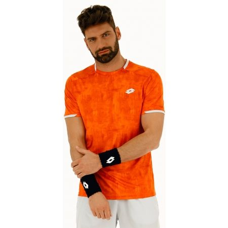 Pánské tenisové triko - Lotto TOP TEN TEE PRT PL - 4
