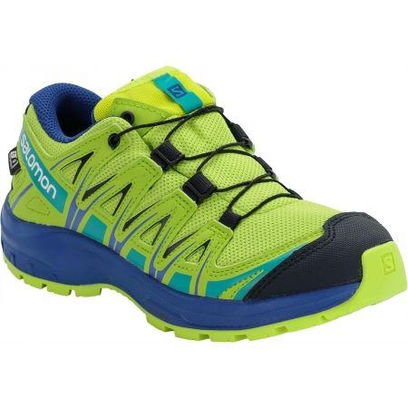 Dětská běžecká obuv - Salomon XA PRO 3D CSWP J - 1