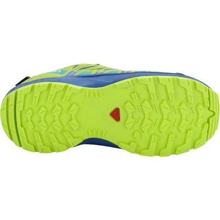 Kids' running shoes - Salomon XA PRO 3D CSWP J - 6
