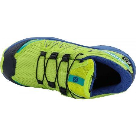 Dětská běžecká obuv - Salomon XA PRO 3D CSWP J - 5
