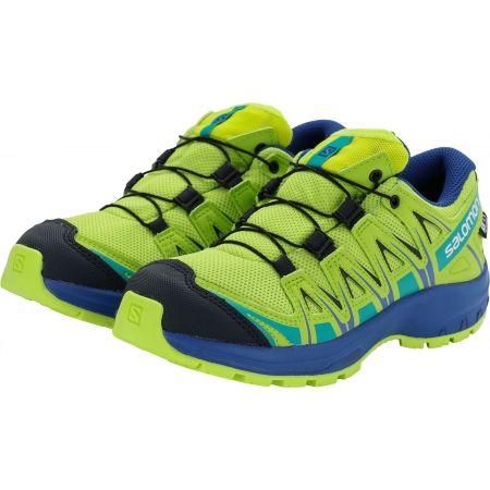 Kids' running shoes - Salomon XA PRO 3D CSWP J - 2