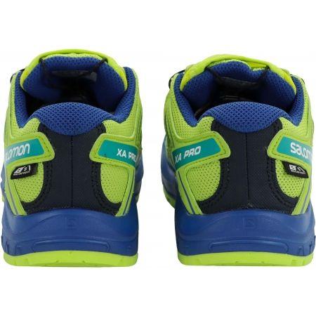 Dětská běžecká obuv - Salomon XA PRO 3D CSWP J - 7
