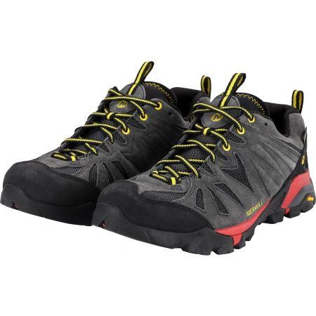 Pánská treková obuv - Merrell CAPRA GORE-TEX - 4