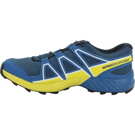 Kids' running shoes - Salomon SPEEDCROSS J - 4