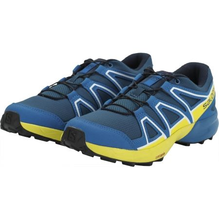 Kids' running shoes - Salomon SPEEDCROSS J - 2