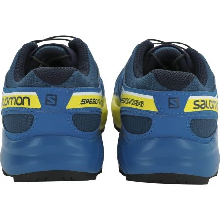 Kids' running shoes - Salomon SPEEDCROSS J - 7