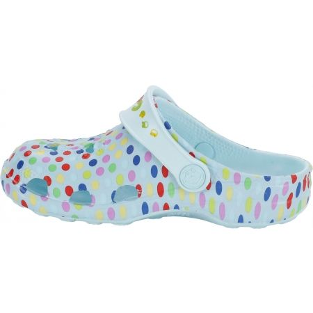 Kids' sandals - Coqui LITTLE FROG PRINTED - 4
