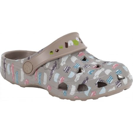 Coqui LITTLE FROG PRINTED - Kids' sandals