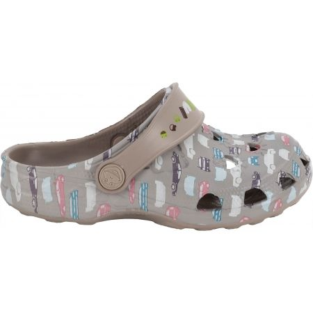 Kids' sandals - Coqui LITTLE FROG PRINTED - 3