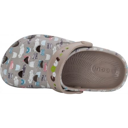 Kids' sandals - Coqui LITTLE FROG PRINTED - 5