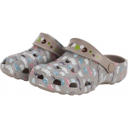 Kids' sandals - Coqui LITTLE FROG PRINTED - 2