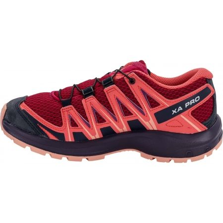 Dětská běžecká obuv - Salomon XA PRO 3D J - 4
