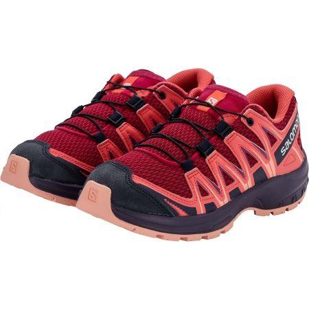 Kids' running shoes - Salomon XA PRO 3D J - 2
