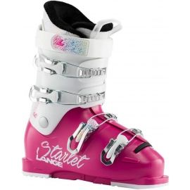 Lange STARLET 60 - Dívčí lyžařská obuv